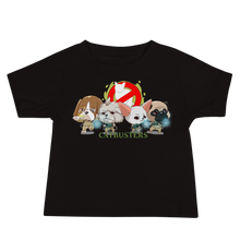Load image into Gallery viewer, CATBUSTERS Baby Tee's