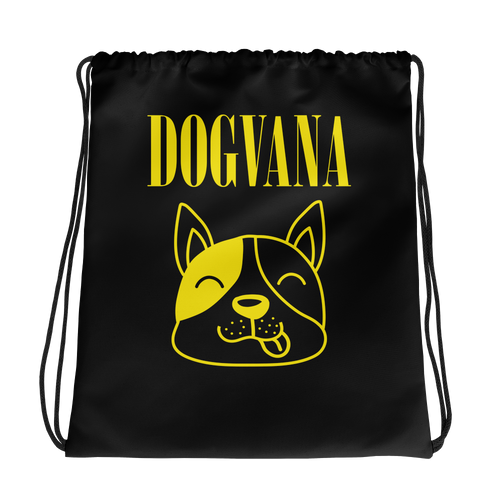 DOGVANA Drawstring bag