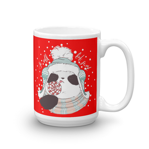 So Cold But Sweet Panda Mug