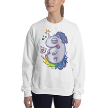 Load image into Gallery viewer, Unicorn Women's Sweatshirt