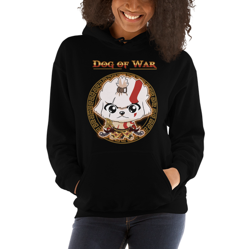 Dog Of War Women's Hoodies