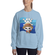 Load image into Gallery viewer, Dog Piece Women's Sweatshirt