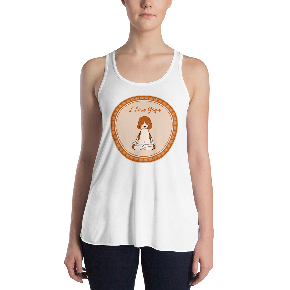 I Love Yoga Women's Tank Tops
