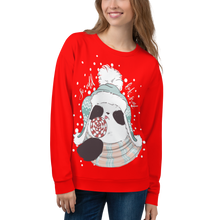 Load image into Gallery viewer, So Cold But Sweet Panda Women's Sweatshirt