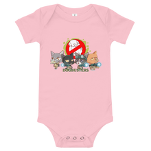 Load image into Gallery viewer, DOGBUSTERS Baby Bodysuit