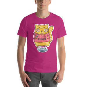 Killer Cat Men's Tee's