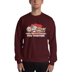 Friends Who Slay Together Stay Together Men's Sweatshirt