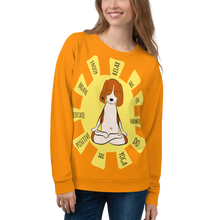 Load image into Gallery viewer, Yoga Way Of Life Sweatshirt
