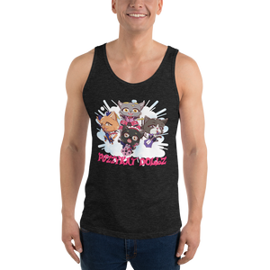PuzzyKat Dollz Men's Tank Tops