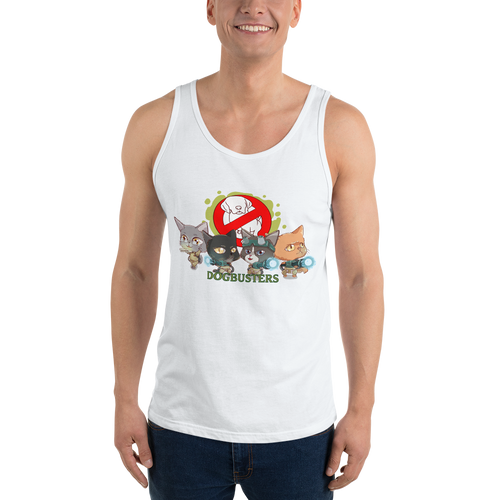 DOGBUSTERS Men's Tank Tops