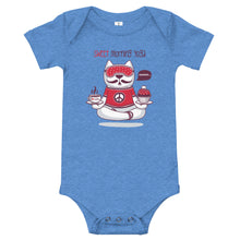 Load image into Gallery viewer, Sweet Morning Yoga Baby Bodysuit
