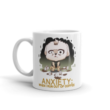 Load image into Gallery viewer, Anxiety Mug