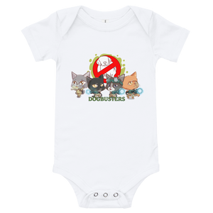 DOGBUSTERS Baby Bodysuit
