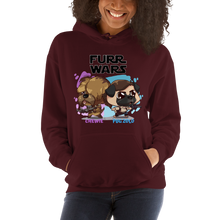 Load image into Gallery viewer, Chewie and Pug Zolo Women's Hoodies