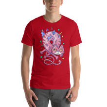 Load image into Gallery viewer, Infinity Cat Men's Tee's