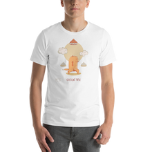 Load image into Gallery viewer, Cresent Pose Yoga Tee's