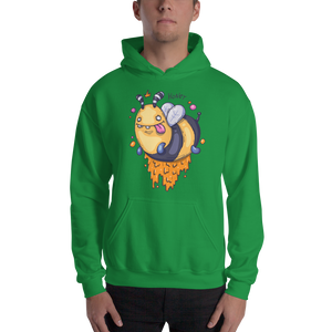 Honey Bee Men's Hoodies