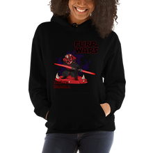 Load image into Gallery viewer, Darth Beagle Women's Hoodies