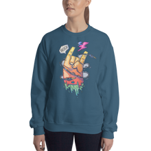 Load image into Gallery viewer, Rock Women's Sweatshirt