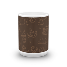 Load image into Gallery viewer, Black Coffee Mug