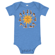Load image into Gallery viewer, Yoga Time Baby Bodysuit