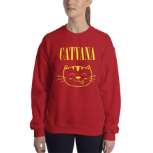 Load image into Gallery viewer, CATVANA Women's Sweatshirt