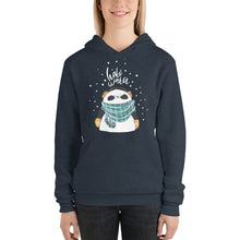 Load image into Gallery viewer, Hate Winter Panda Women's Hoodies