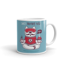 Load image into Gallery viewer, Sweet Morning Yoga Mug