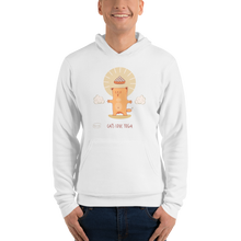 Load image into Gallery viewer, Cats Love Yoga Men's Hoodies