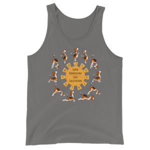 Yoga Time Men's Tank Tops