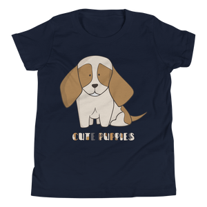 Cute Puppies Youth Tee's