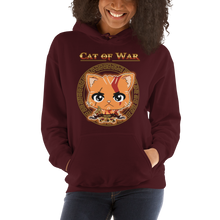Load image into Gallery viewer, Cat Of War Women's Hoodies