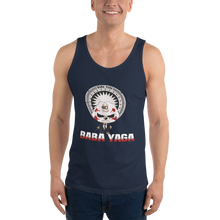 Load image into Gallery viewer, Dog Wick Baba Yaga Men's Tank Tops