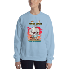 Load image into Gallery viewer, Duke Skybarker Women's Sweatshirt