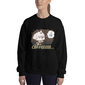 Coffee Women's Sweatshirt