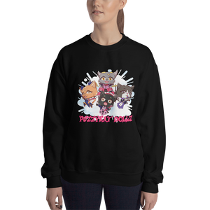 PuzzyKat Dollz Women's Sweatshirt