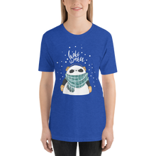 Load image into Gallery viewer, Hate Winter Panda Women's Tee's