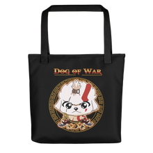 Load image into Gallery viewer, Dog Of War Tote bag