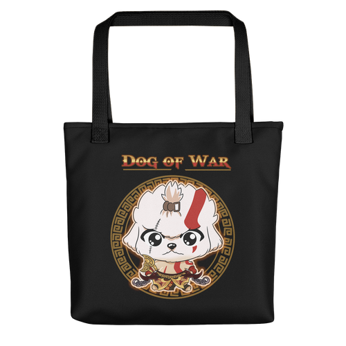 Dog Of War Tote bag