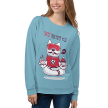 Load image into Gallery viewer, Sweet Morning Yoga Sweatshirt