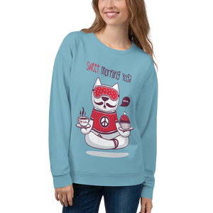 Sweet Morning Yoga Sweatshirt