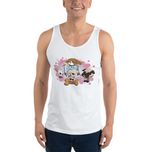 Load image into Gallery viewer, Dog Bizkit Men's Tank Tops