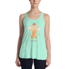 Load image into Gallery viewer, Cresent Pose Yoga Women's Tank Tops