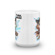 Load image into Gallery viewer, Obi Wolfie Kenobi Mug