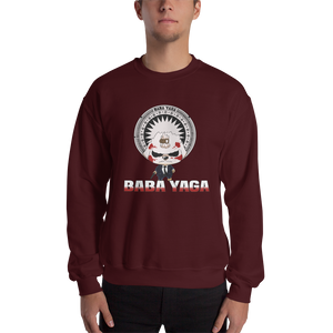 Dog Wick Baba Yaga Men's Sweatshirt