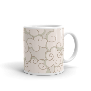 Yoga Cloud Mug