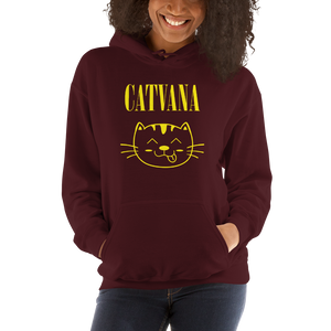 CATVANA Women's Hoodies