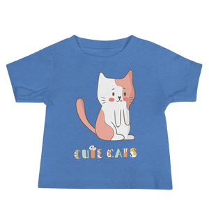 Cute Cats Baby Tee's