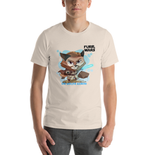 Load image into Gallery viewer, Obi Wolfie Kenobi Men's Tee's