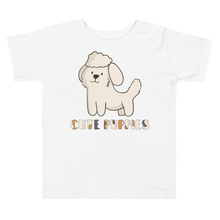 Load image into Gallery viewer, Cute Puppies Toddler Tee's